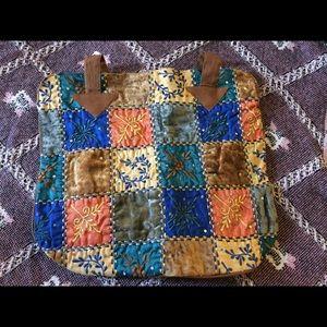 Patchwork Tote Bag/Purse